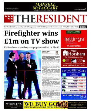 The Resident - 5th October 2012