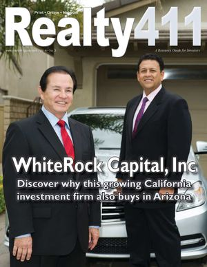 Discover Whiterock Capital, LLC