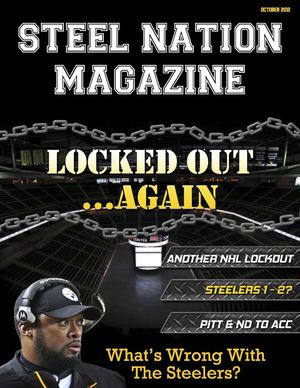 Steel Nation Magazine October 2012