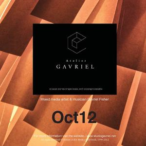 Atelier Gavriel - 0ct12 Art is life