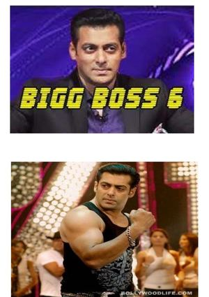 Salman Khan very fascinating entertainment Bigg Boss Season 6 show