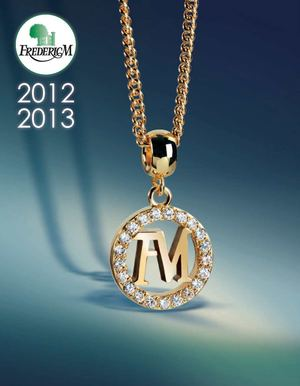 CATALOGUE BIJOUX 2012-2013