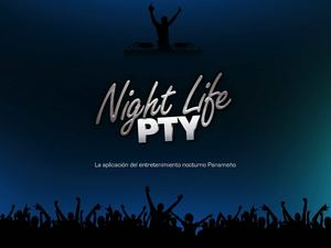 Nightlife PTY - Party App