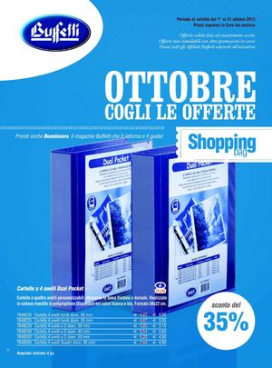 Shopping Bag Ottobre