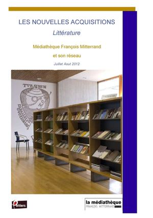 catalogue litterature