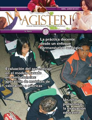 Revista Magisterio No. 50