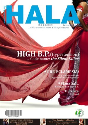 HALA Magazine: High Blood Pressure (Hypertension)