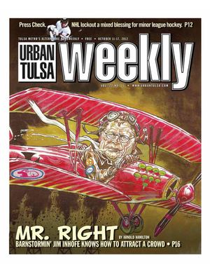 Urban Tulsa Weekly 11-17 October 2012
