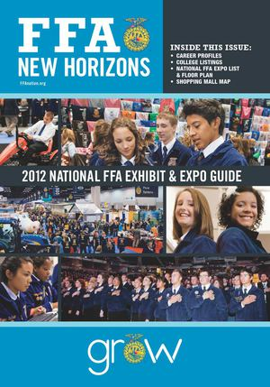 2012 National FFA Convention Navigator