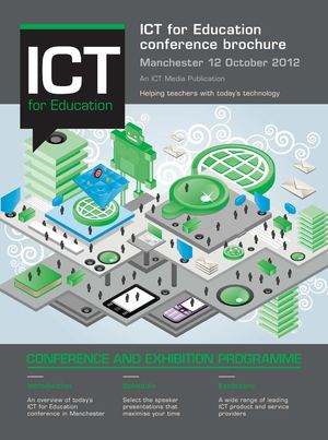 ICT Conference Brochure Manchester 2012