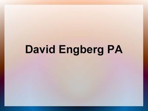 Dave Engberg PA Offers Various Data Mangement Products