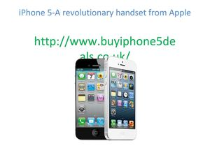 apple iphone 5 contract deals uk