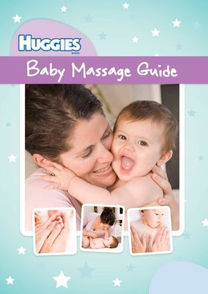Huggies Baby Massage Guide