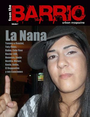 From The Barrio Magazine.com # 6