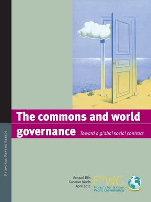The Commons and World Governance