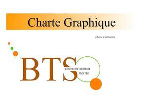 Charte Graphique Du Bts