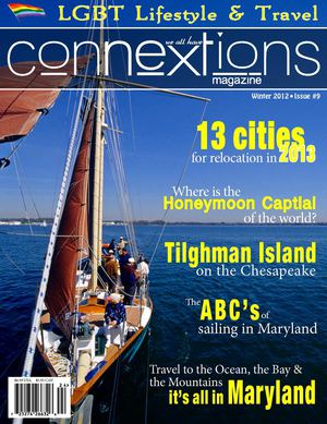 Connextions Magazine Issue 9 - Maryland