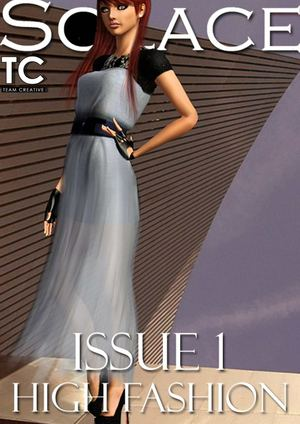 Solace Issue 1 - High Fashion