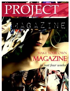 Project Magazine - Week 1