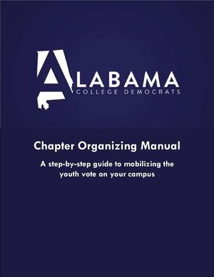 Chapter Organizing Guide