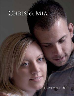 Chris & Mia - Pre-Wedding Shoot
