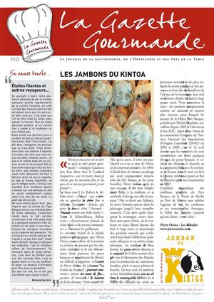 La Gazette Gourmande #10