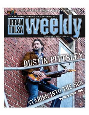 Urban Tulsa Weekly 15-21 November 2012