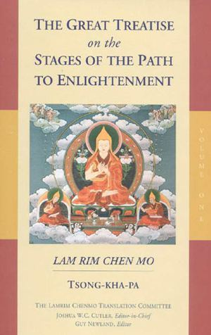 Great Treatise on the Stages of the Path to Enlightenment Vol 1_HC