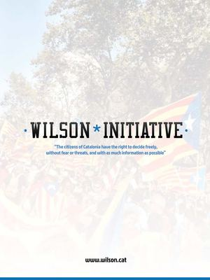 Introducing the Wilson Initiative (ENG)
