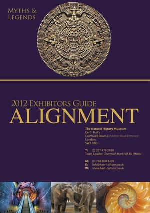 ALIGNMENT (Exhibitors Guide)