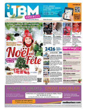 Calaméo Journal Bleu Marine N190 Décembre 2012