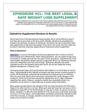 Weight loss on elliptical trainer