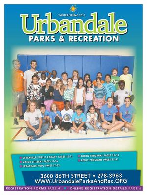 Calamo urbandale parks and recreation winterspring 2013 program urbandale parks and recreation winterspring 2013 program guide fandeluxe Gallery