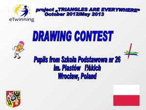 Drawing contest