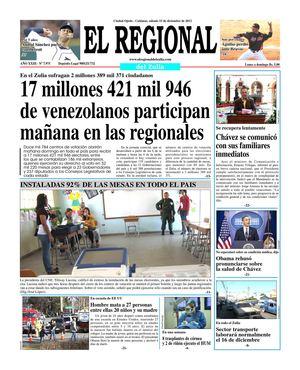 Calaméo El Regional del Zulia 15 12 2012