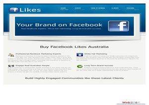 Buying Facebook Likes