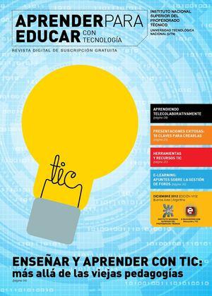 """Calaméo - Revista """"Aprender para Educar con Tecnología"""