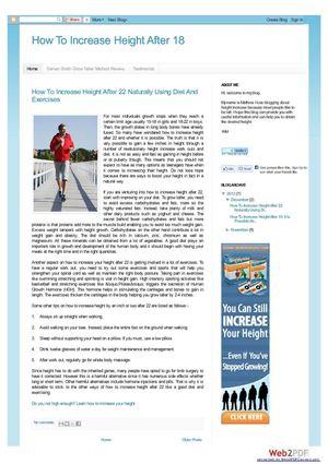 Calaméo - Darwin smith grow taller method review