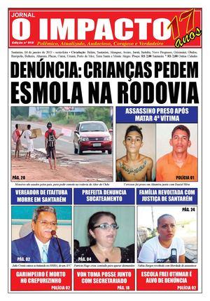 1dd3441998 Calaméo - Jornal O Impacto Ed. 918