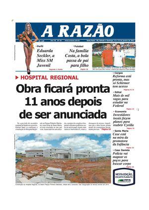 60cd6ada7 Calaméo - Jornal A Razão - Santa Maria - 12 e 13 de janeiro de 2013