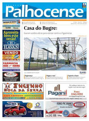 085b89da9a Calaméo - Jornal Palavra Palhocense - Edição 366