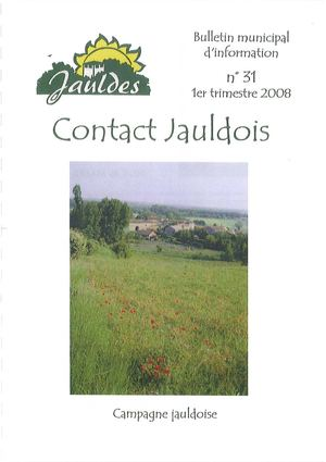 Contact jauldois n°31