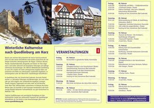 KulturWinter in QUEDLINBURG
