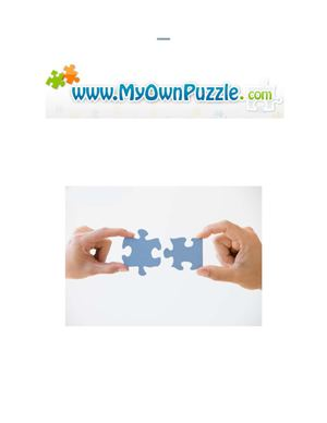 Design your own puzzle Easily Online