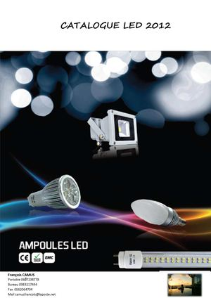 LED - Catalogue LED