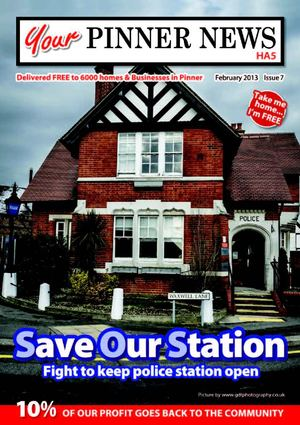 Your Pinner News February 2013