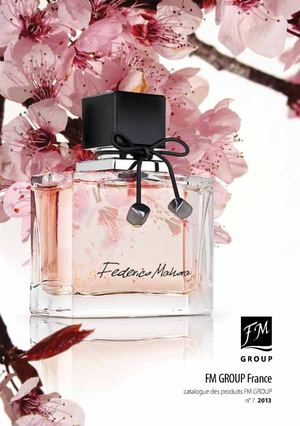 Catalogue parfums FB
