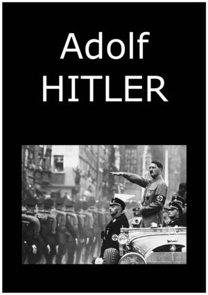 Adolf Hitler's biography