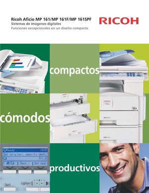 Catalogo MP 161
