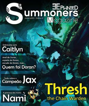 Summoners Magazine